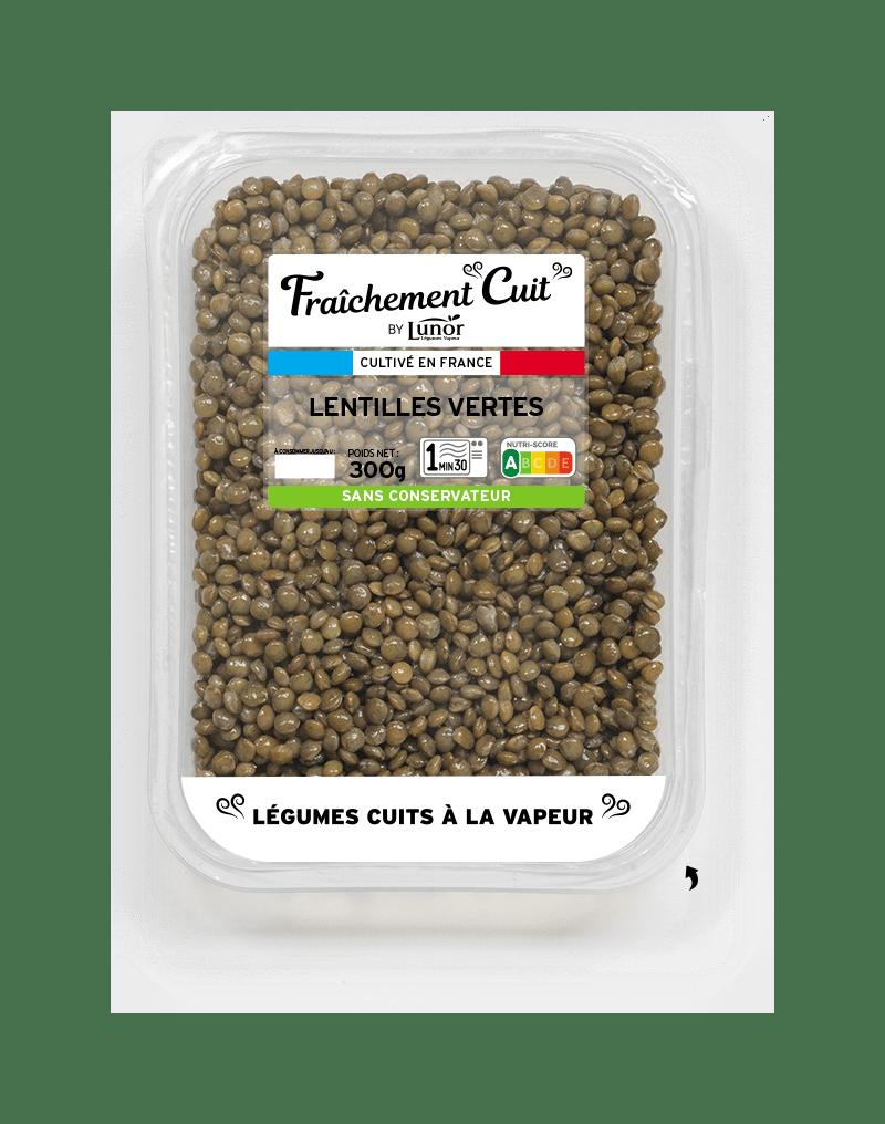 lentilles-vertes